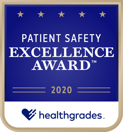 Patient Safety Excellence Award 2020